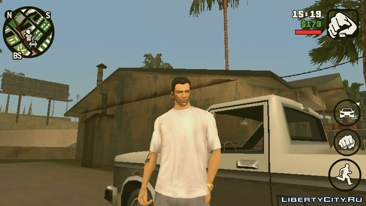 Tommy Vercetti for GTA San Andreas (iOS, Android) - Картинка #2