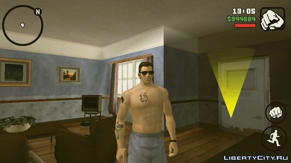 Tommy Vercetti for GTA San Andreas (iOS, Android) - Картинка #1
