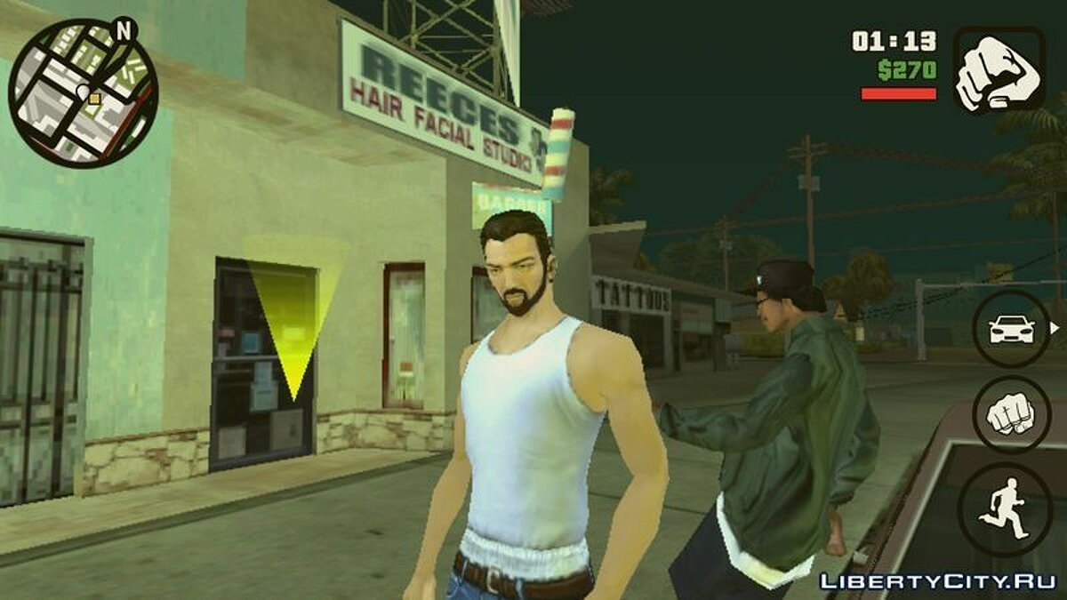 Tommy Vercetti for GTA San Andreas (iOS, Android) - Картинка #3