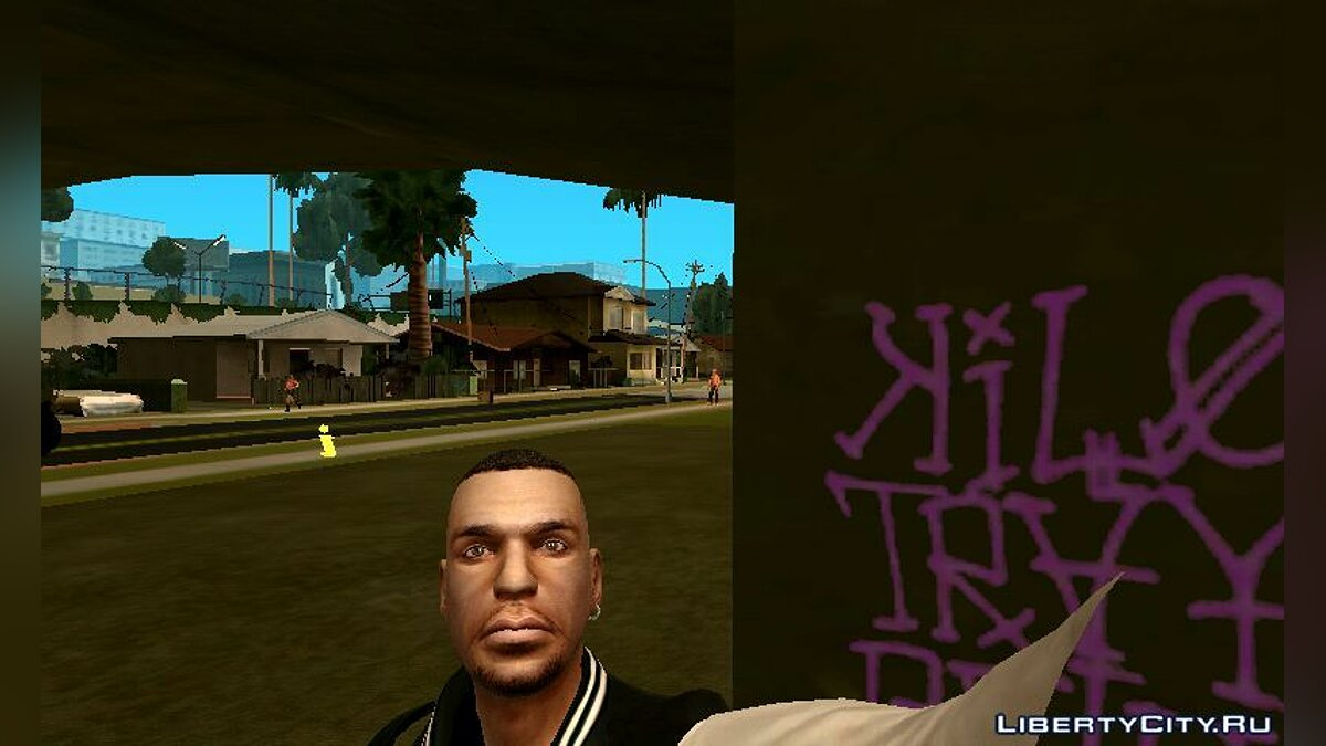 New character Luis Lopez from GTA 4 for GTA San Andreas (iOS, Android)