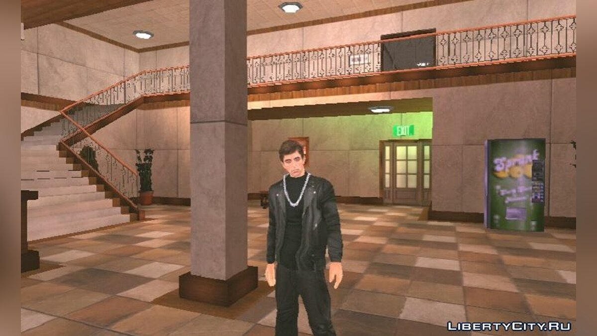 Texture mod New textures for Jefferson Hotel for GTA San Andreas (iOS, Android)
