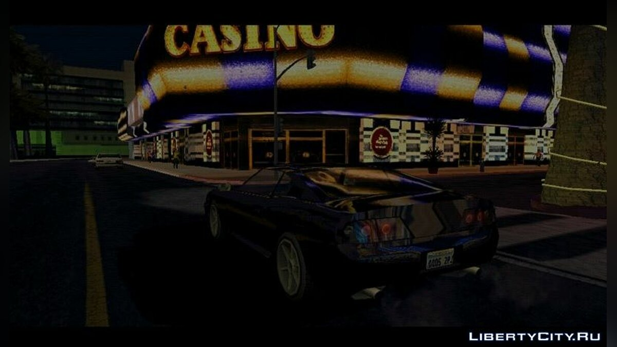 Texture mod New textures for casino V2.0 for GTA San Andreas (iOS, Android)