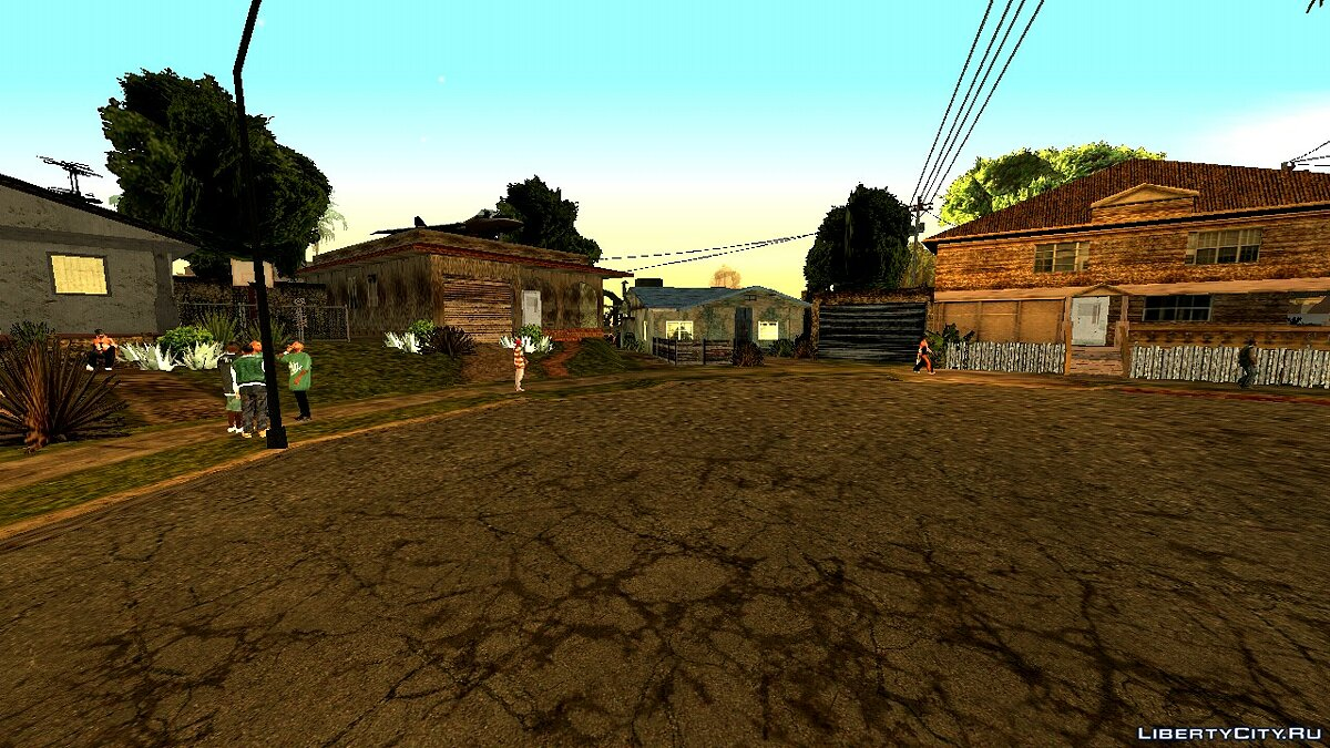 Texture mod Updated textures - SRT3 for GTA San Andreas (iOS, Android)