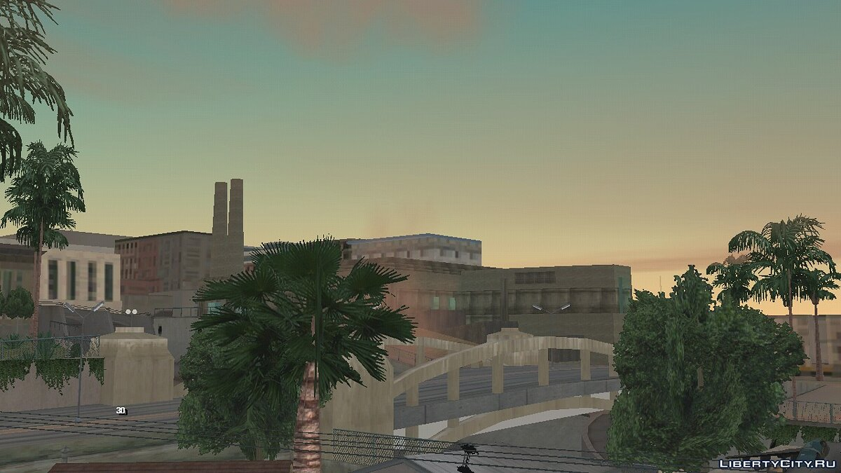 Mod Heavenly Timecycle v0.5F for GTA San Andreas (iOS, Android)