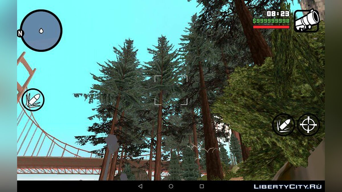 Остров Бэй for GTA San Andreas (iOS, Android) - screenshot #5