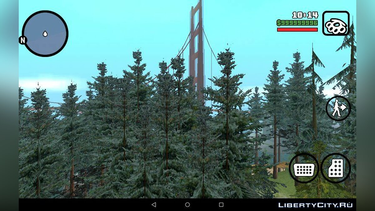 Остров Бэй for GTA San Andreas (iOS, Android) - screenshot #6