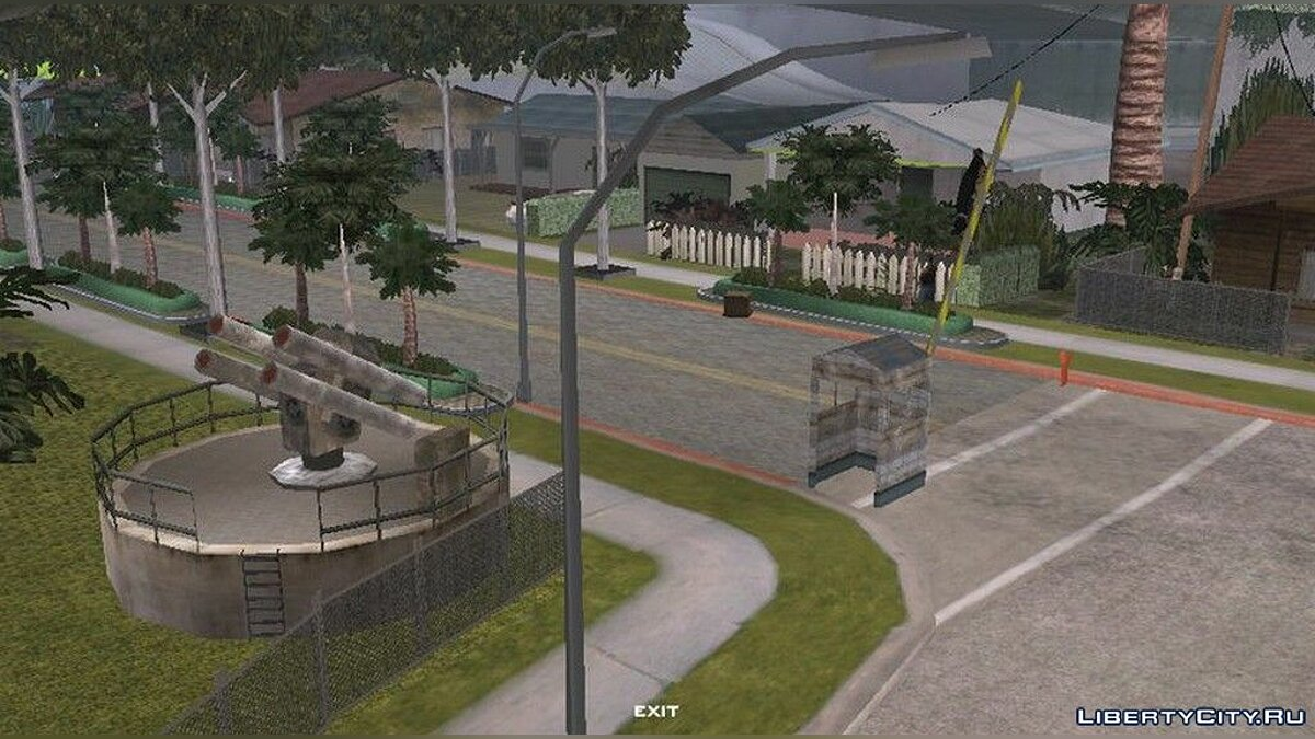 Updated Grove Street for GTA San Andreas (iOS, Android) - screenshot #4