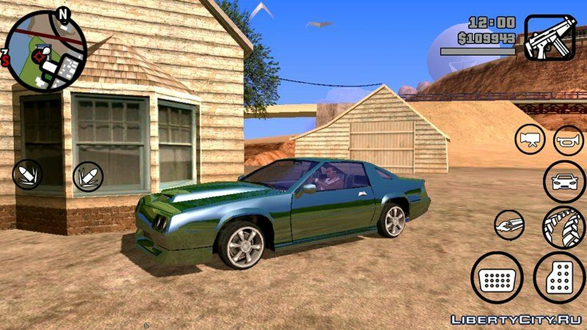 Mod ENB Series Render 2.0 for GTA San Andreas (iOS, Android)