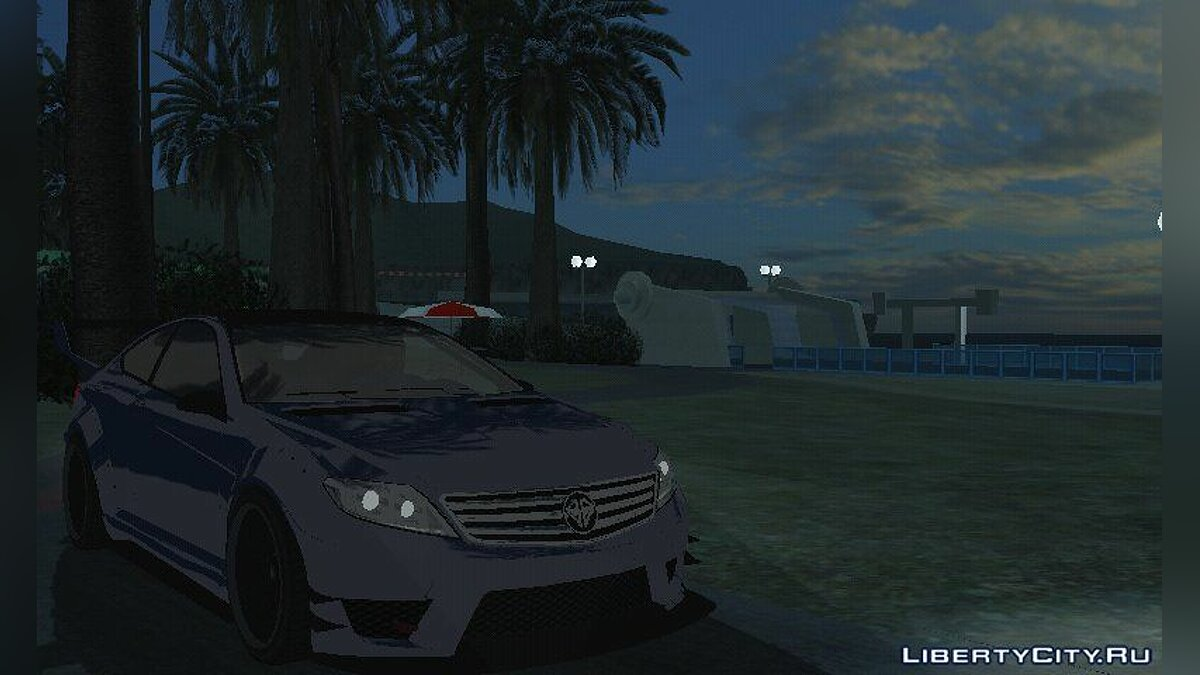 Mod New Timecyc as ENB for GTA San Andreas (iOS, Android)