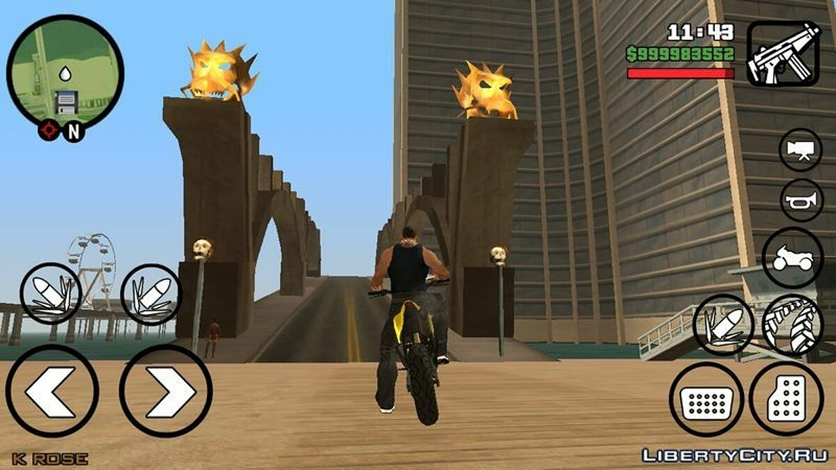 Mod Play Mania ™ v1.0 [BETA] for GTA San Andreas (iOS, Android)