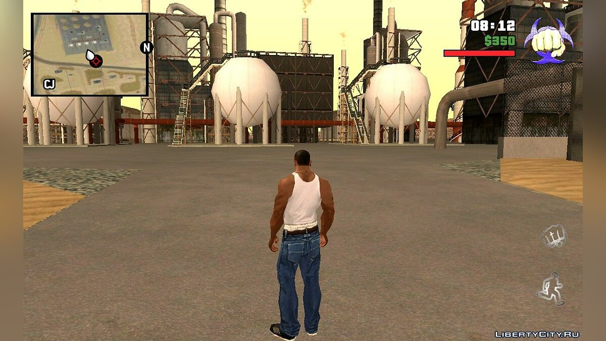 Mod Open area 69 for GTA San Andreas (iOS, Android)