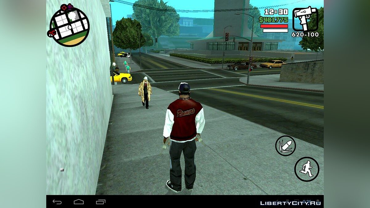 Beta Pedestrians (Android) for GTA San Andreas (iOS, Android) - Картинка #7