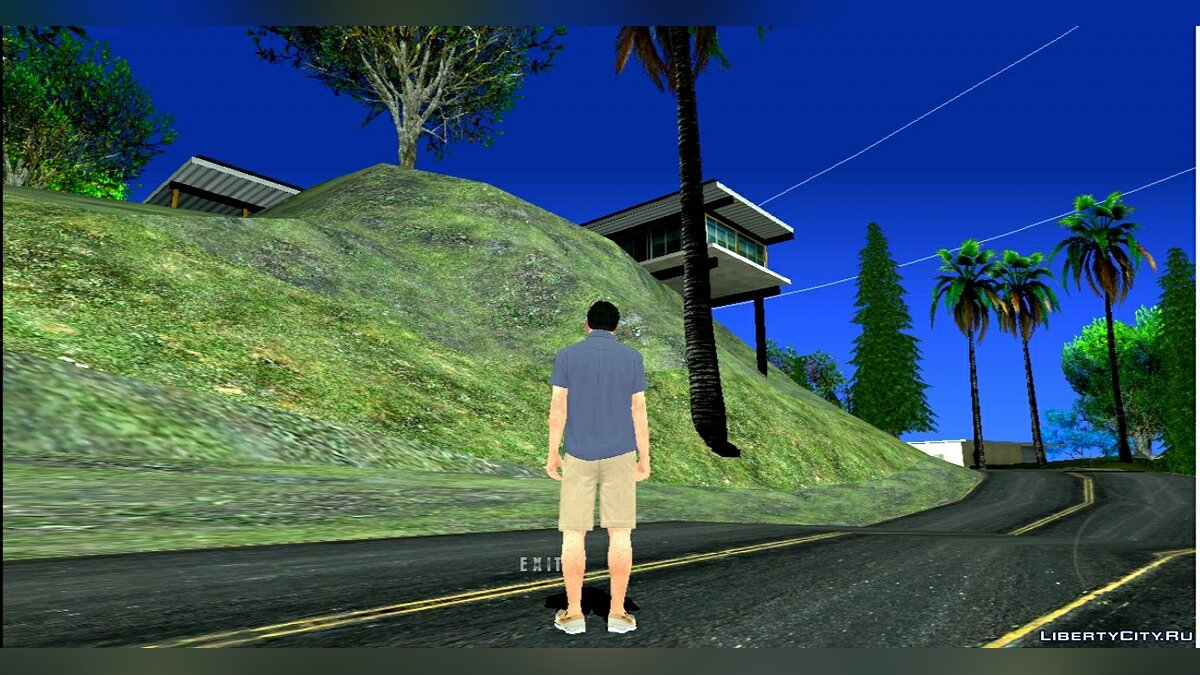 Mod Project SA_Redux for GTA San Andreas (iOS, Android)
