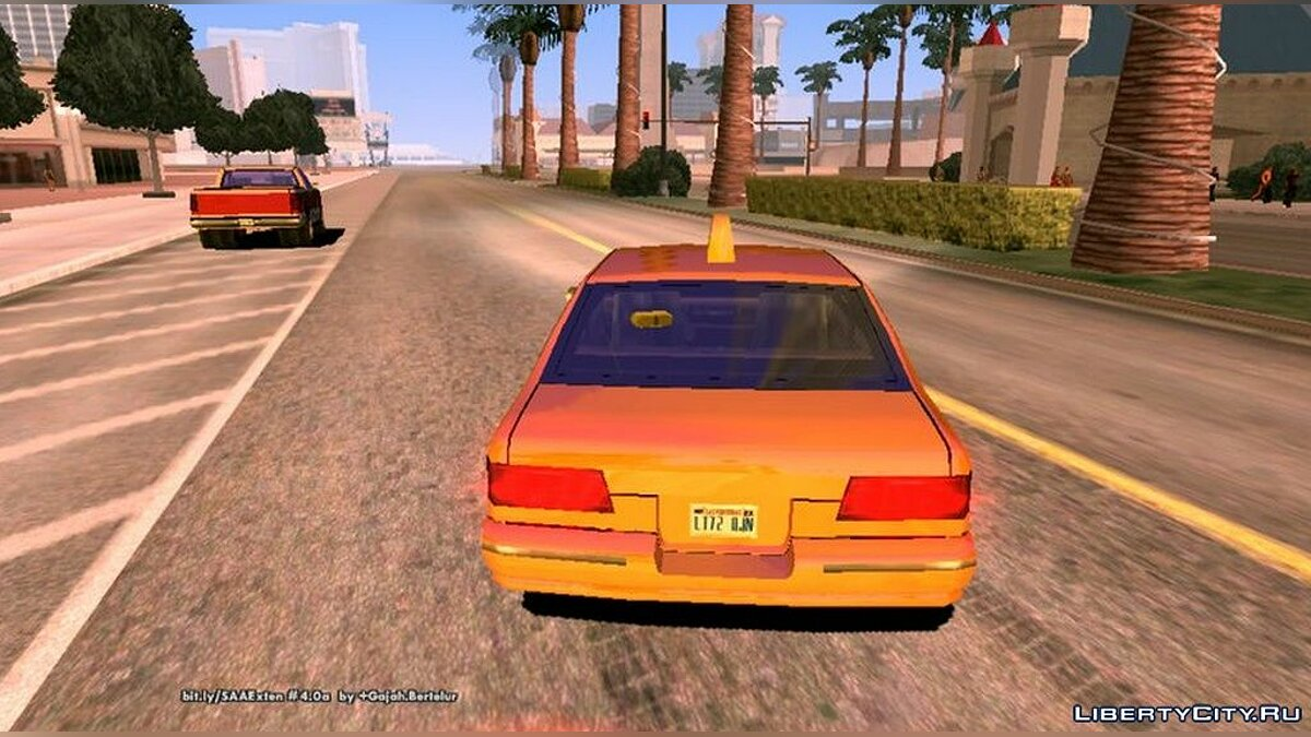 Ultra realistic graphics for GTA San Andreas (iOS, Android) - Картинка #1