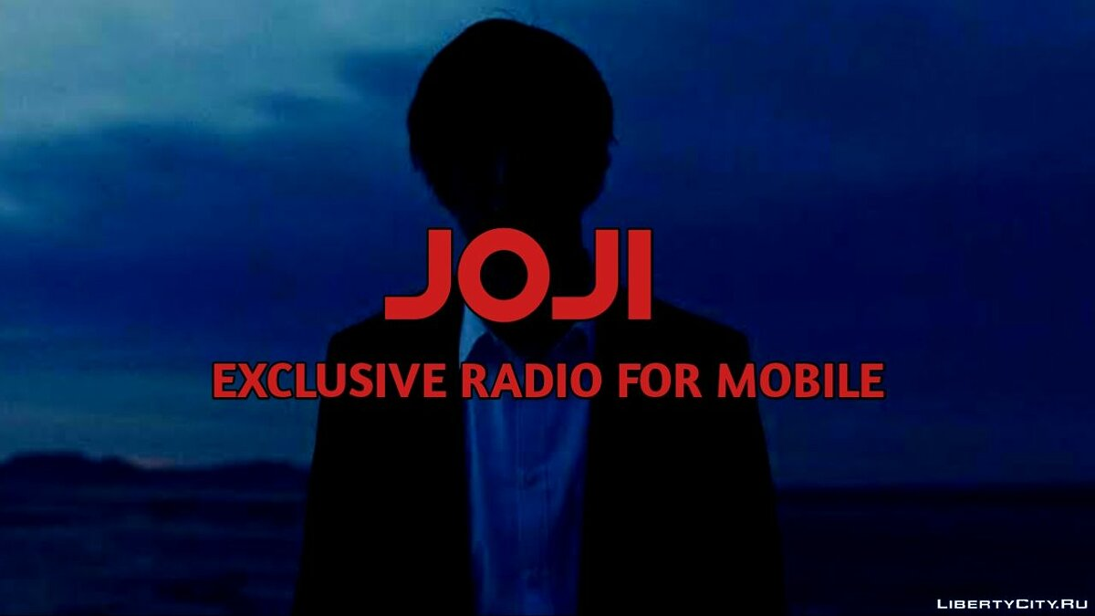 Mod Joji Exclusive Radio for Mobile for GTA San Andreas (iOS, Android)