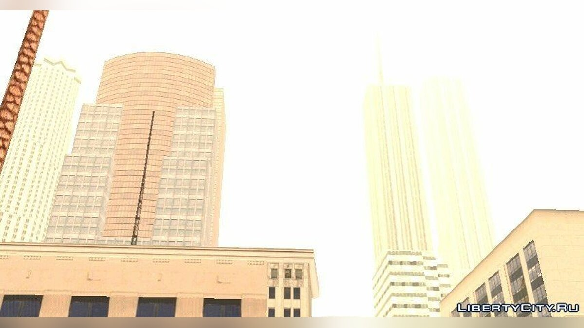 Twin Towers for GTA San Andreas (iOS, Android) - Картинка #2