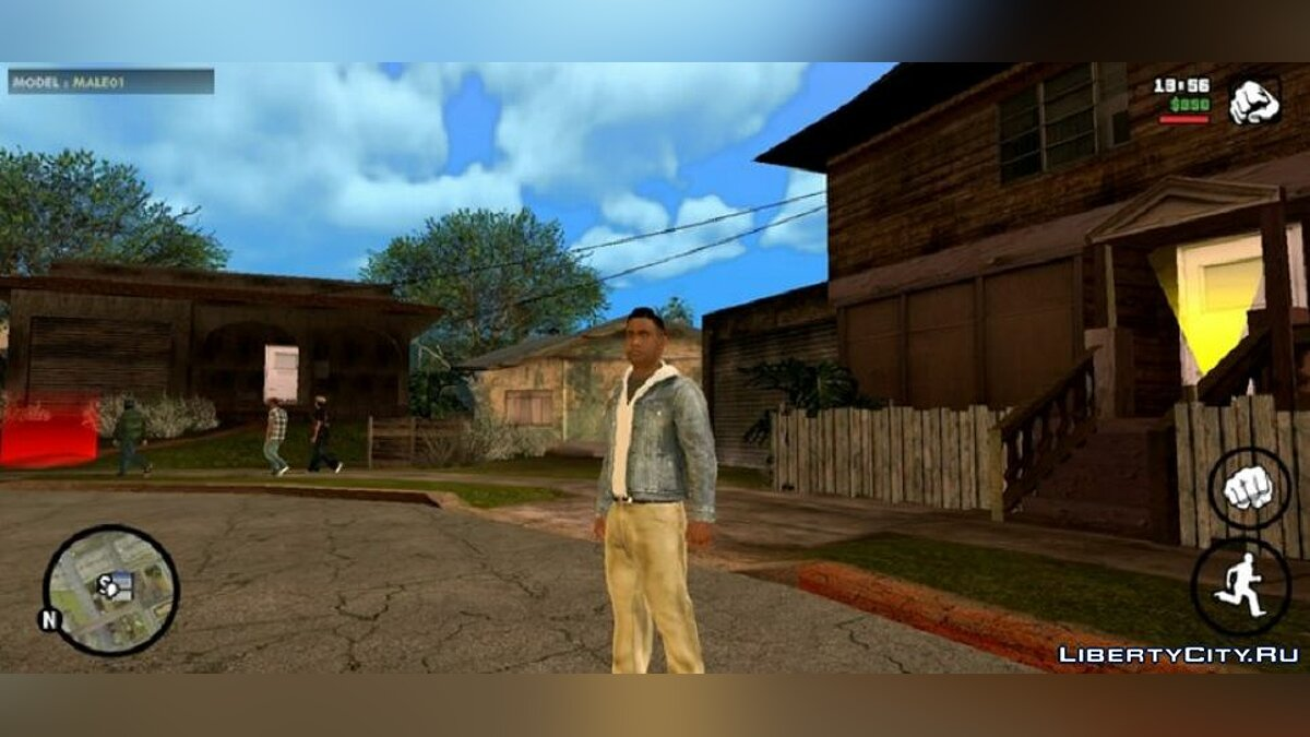 Mod Improved original Timecyc for GTA San Andreas (iOS, Android)
