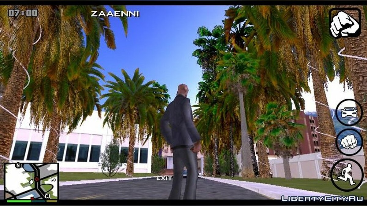 Mod Real Times Times v2 for GTA San Andreas (iOS, Android)