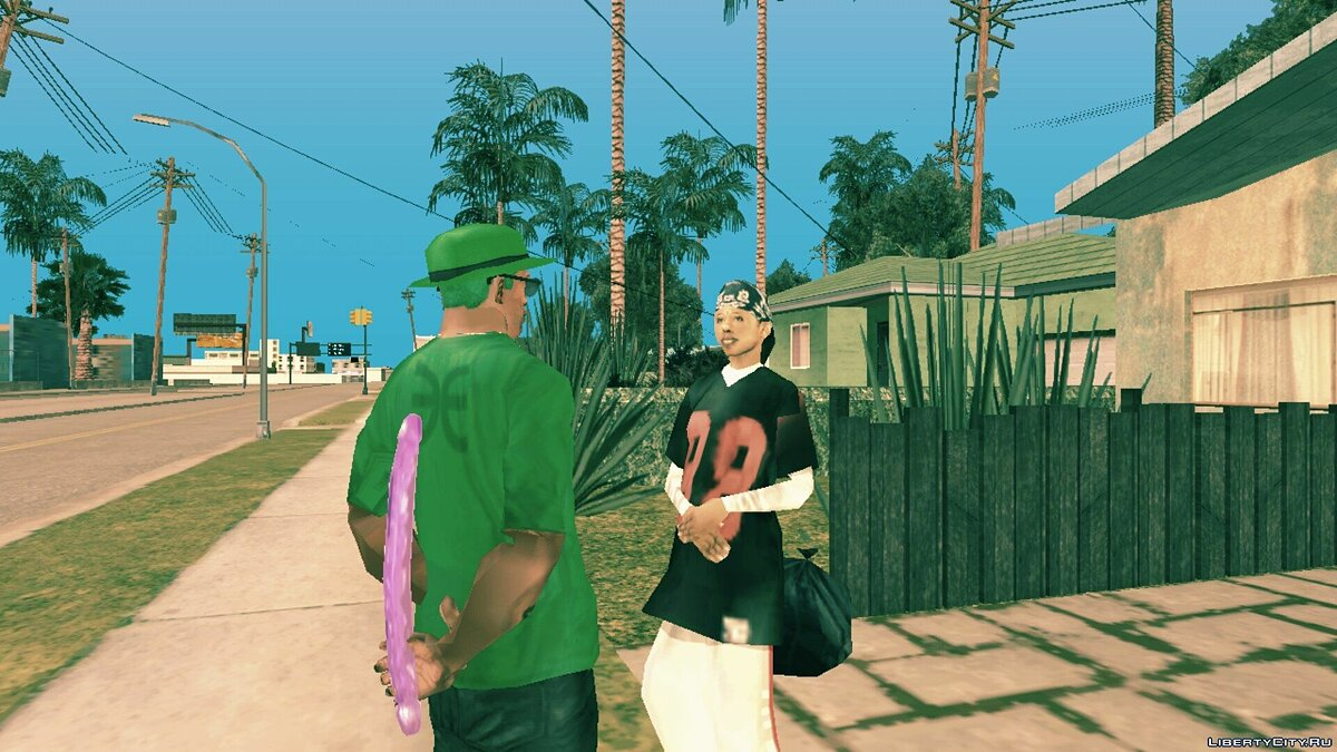 Save GTA SA Save (iOS, Android) for GTA San Andreas (iOS, Android)