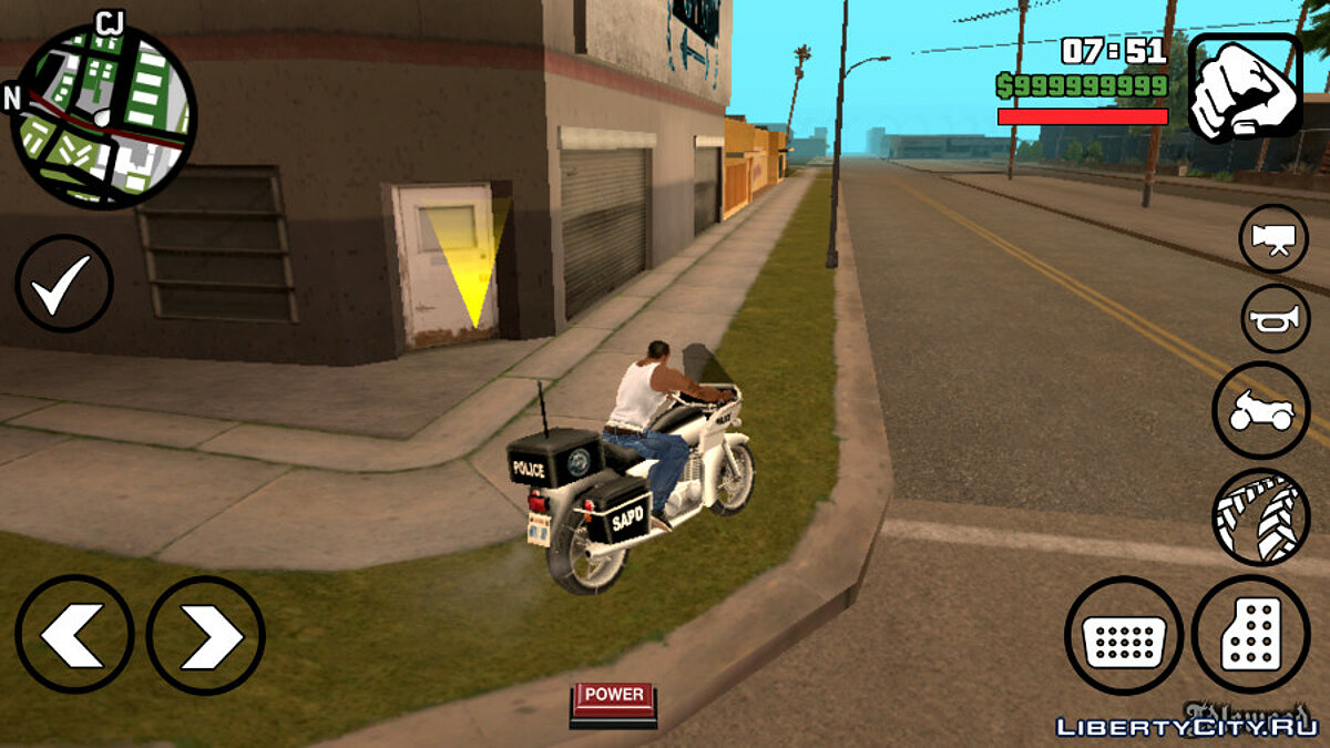 Save Perfect start to 100% progress, (3.35 minute speedrun) for GTA San Andreas (iOS, Android)