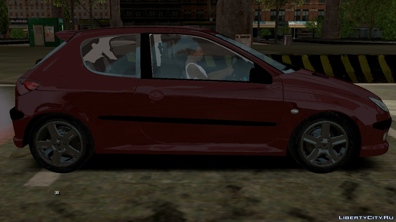 Peugeot 206 Rc For Gta San Andreas Ios Android