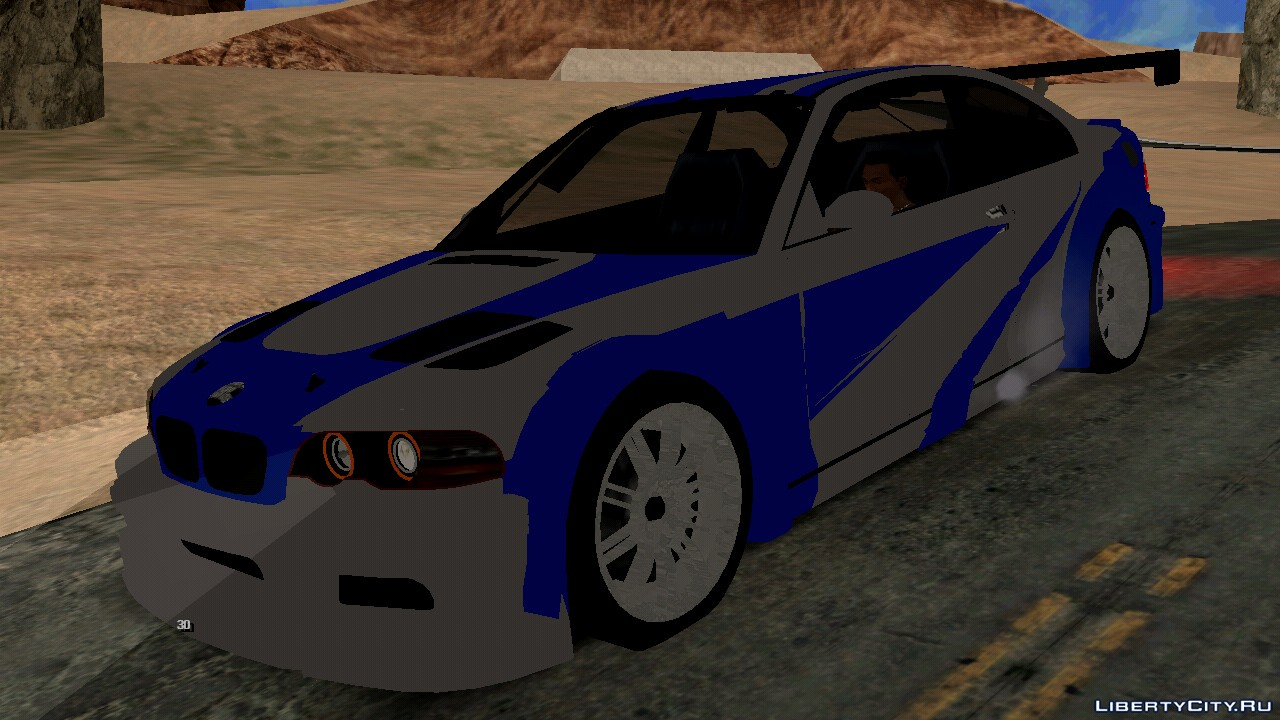 8300 Mod Mobil Most Wanted Gta Sa Android Dff Only Gratis Terbaru