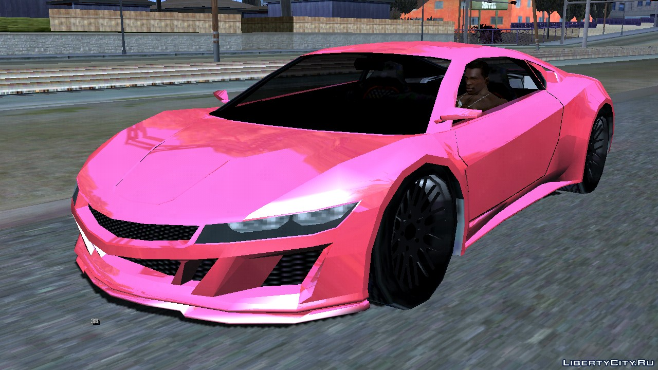 Replacement Of Jester Dff In Gta San Andreas Ios Android 29 File