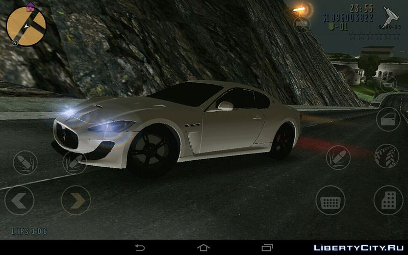 Files for GTA San Andreas (iOS, Android): cars, mods, skins