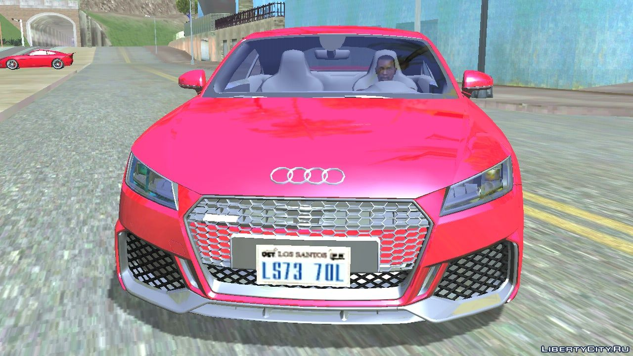 Audi Tt Rs 2019 Dff Only For Gta San Andreas Ios Android