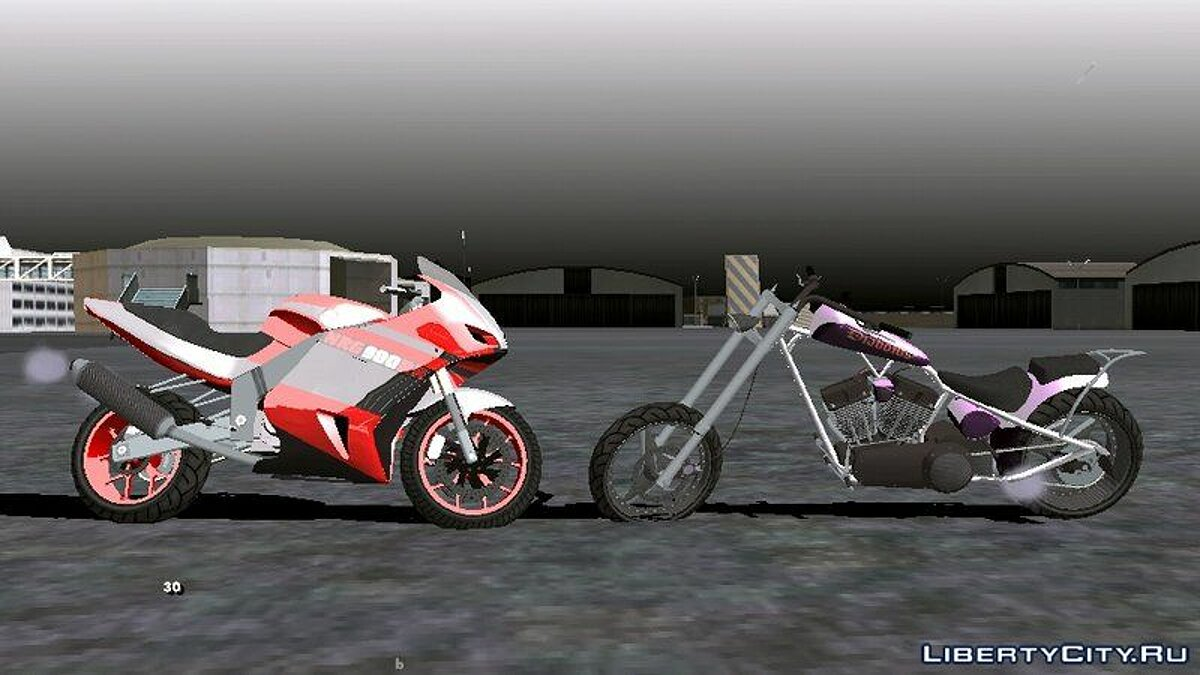 Car Full pack of transport from GTA 4 for GTA San Andreas (iOS, Android)