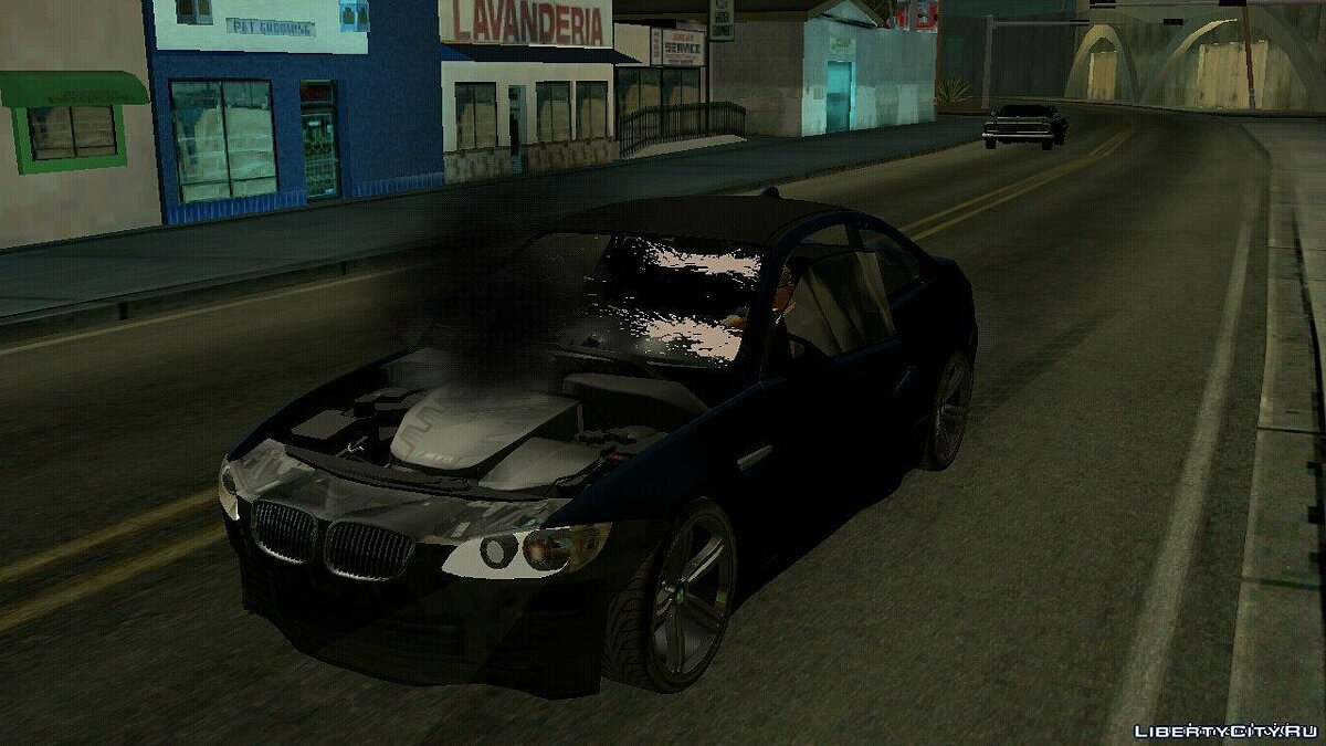 BMW M3 e92 for GTA San Andreas (iOS, Android) - Картинка #4
