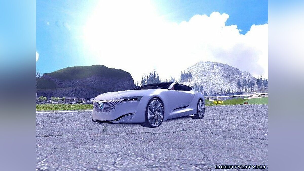 Car Buick Riviera Concept 2013 for GTA San Andreas (iOS, Android)
