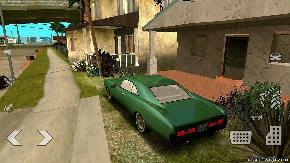 Car Dukes from GTA 4 (DFF only) for GTA San Andreas (iOS, Android)