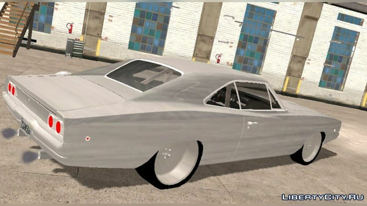 Car Dodge Maximus Ultra Charger RT for GTA San Andreas (iOS, Android)