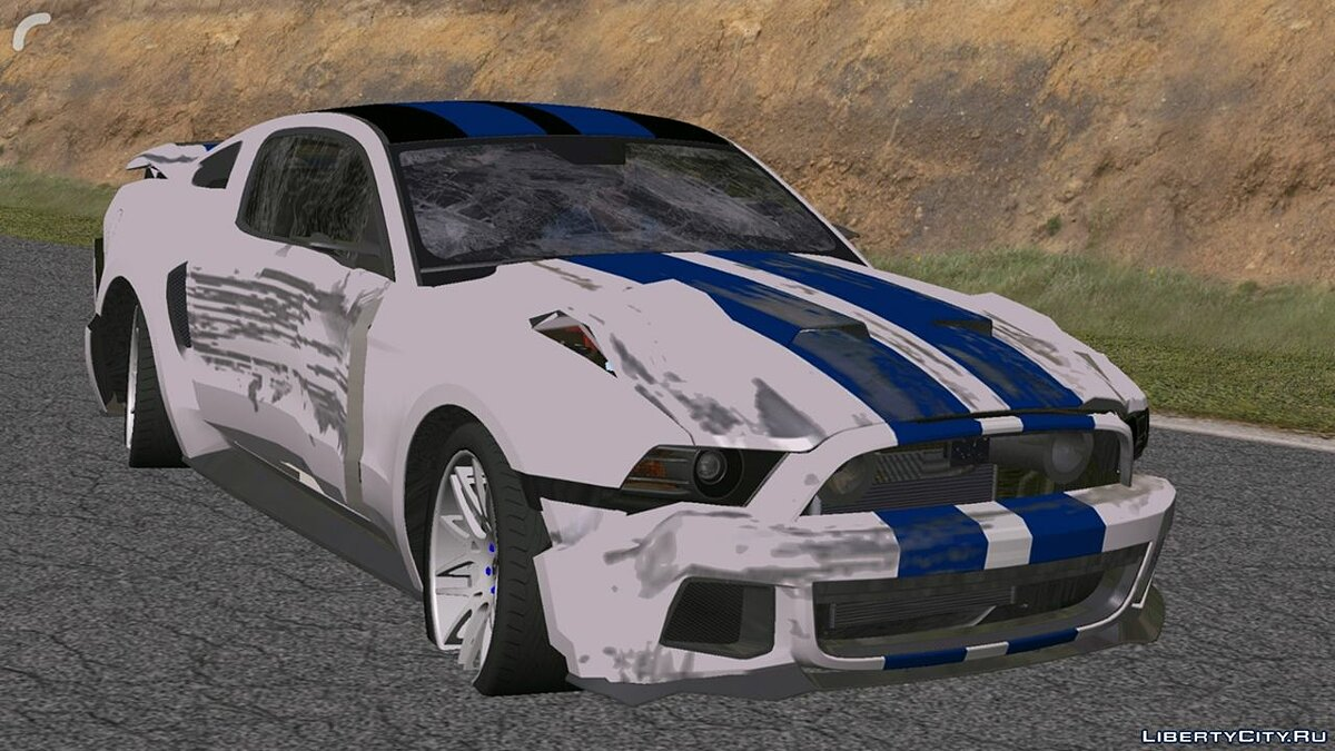 Car Ford for GTA San Andreas (iOS, Android)