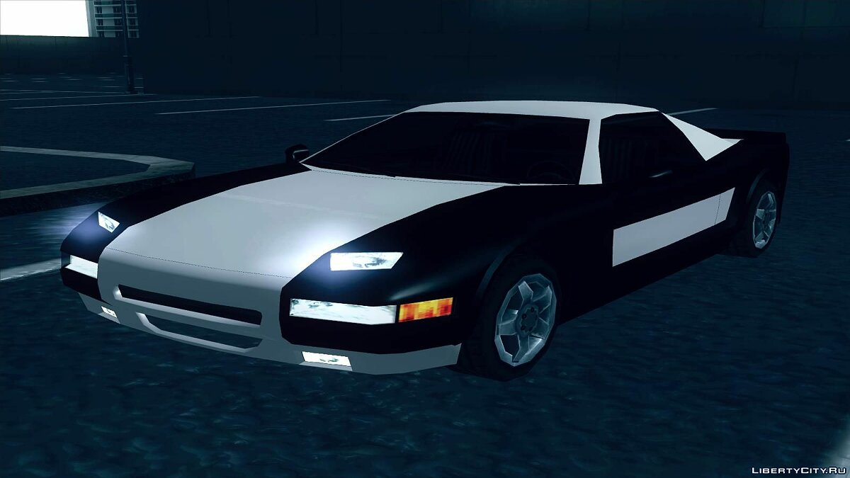 ZR Infernus for GTA San Andreas (iOS, Android) - Картинка #1