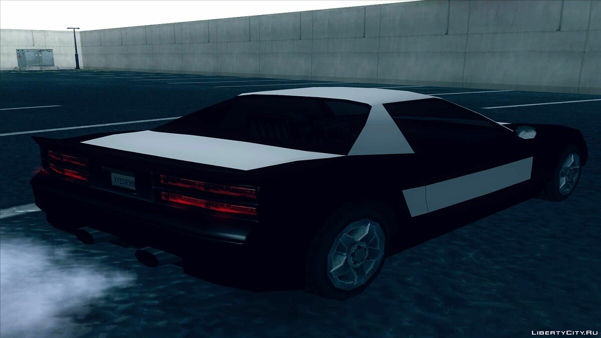 ZR Infernus for GTA San Andreas (iOS, Android) - Картинка #2