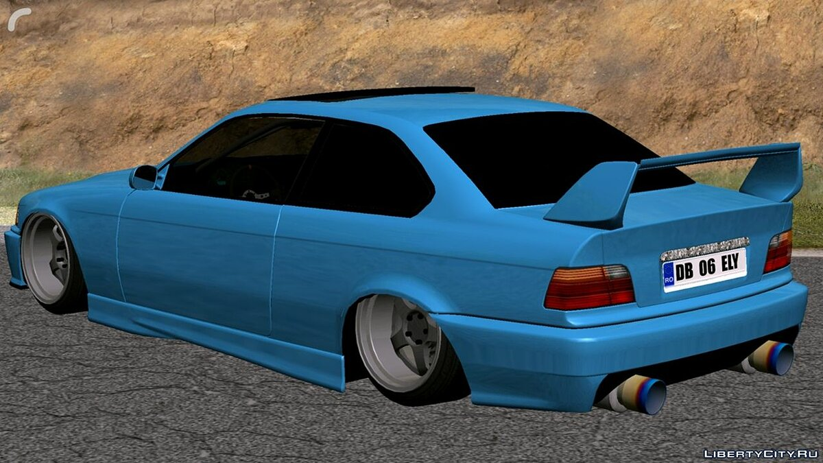 Car Bmw for GTA San Andreas (iOS, Android)