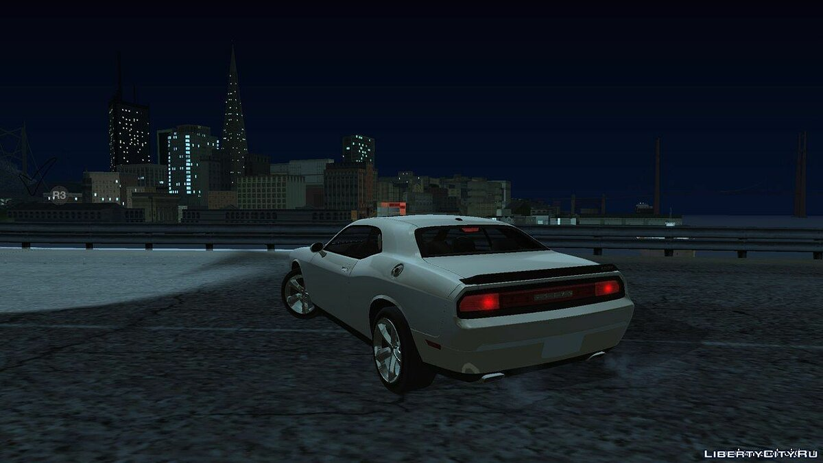 Dodge Challenger SRT8 for GTA San Andreas (iOS, Android) - screenshot #2