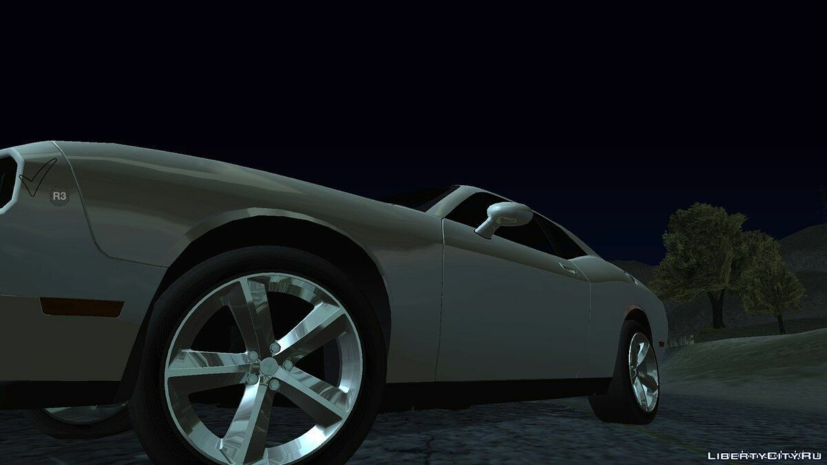Dodge Challenger SRT8 for GTA San Andreas (iOS, Android) - screenshot #3
