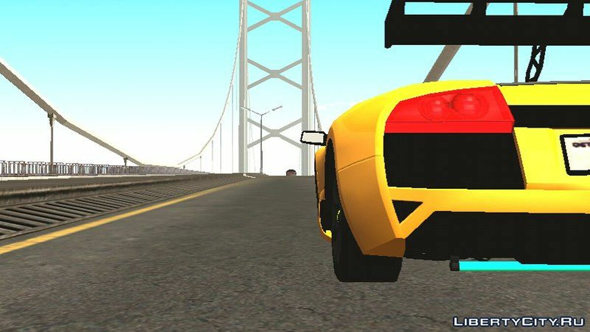 Lamborghini Murcielago LP640 for GTA San Andreas (iOS, Android) - Картинка #3
