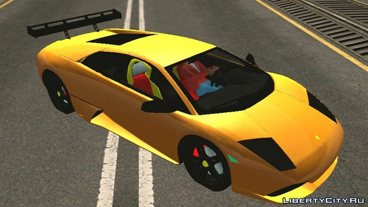 Lamborghini Murcielago LP640 for GTA San Andreas (iOS, Android) - Картинка #2