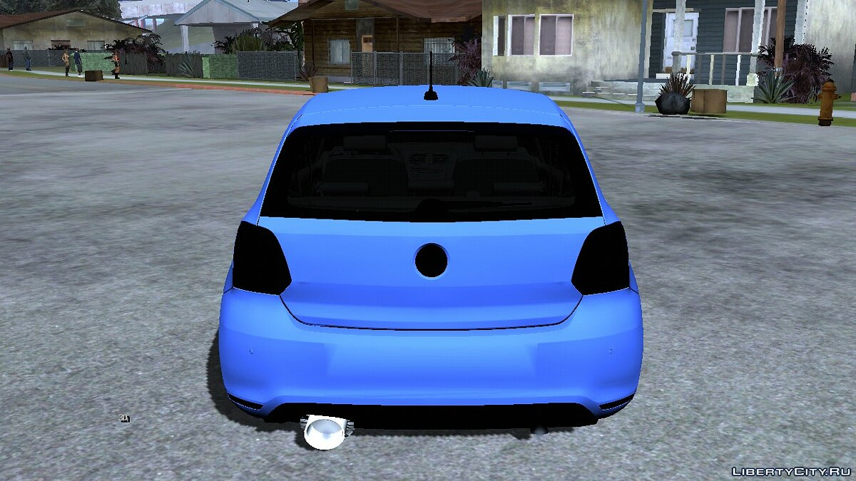 Car Volkswagen Polo Stance Works (DFF only) for GTA San Andreas (iOS, Android)
