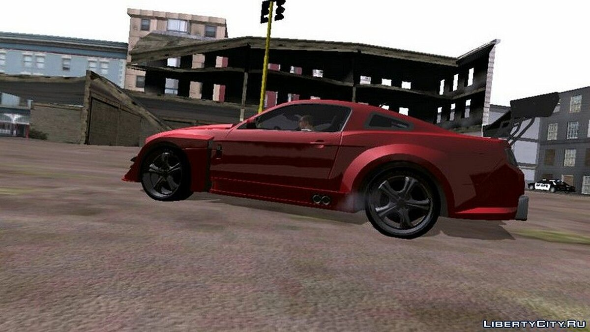 Ford Mustang GT Tuning 2014 for GTA San Andreas (iOS, Android) - Картинка #2