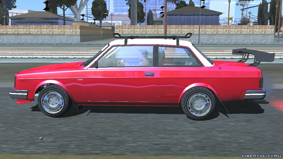 Car Vulcar Nebula Turbo from GTA 5 for GTA San Andreas (iOS, Android)
