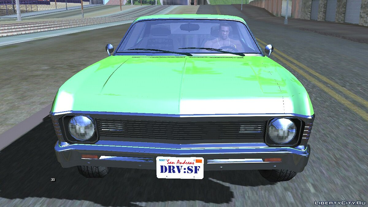 Car Declasse Vamos from GTA 5 for GTA San Andreas (iOS, Android)