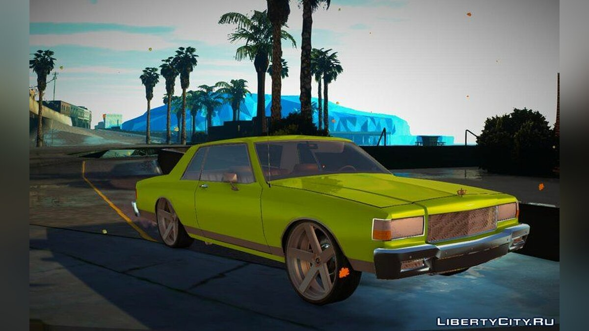 Car Chevrolet Caprice 1986 AHM Performance for GTA San Andreas (iOS, Android)