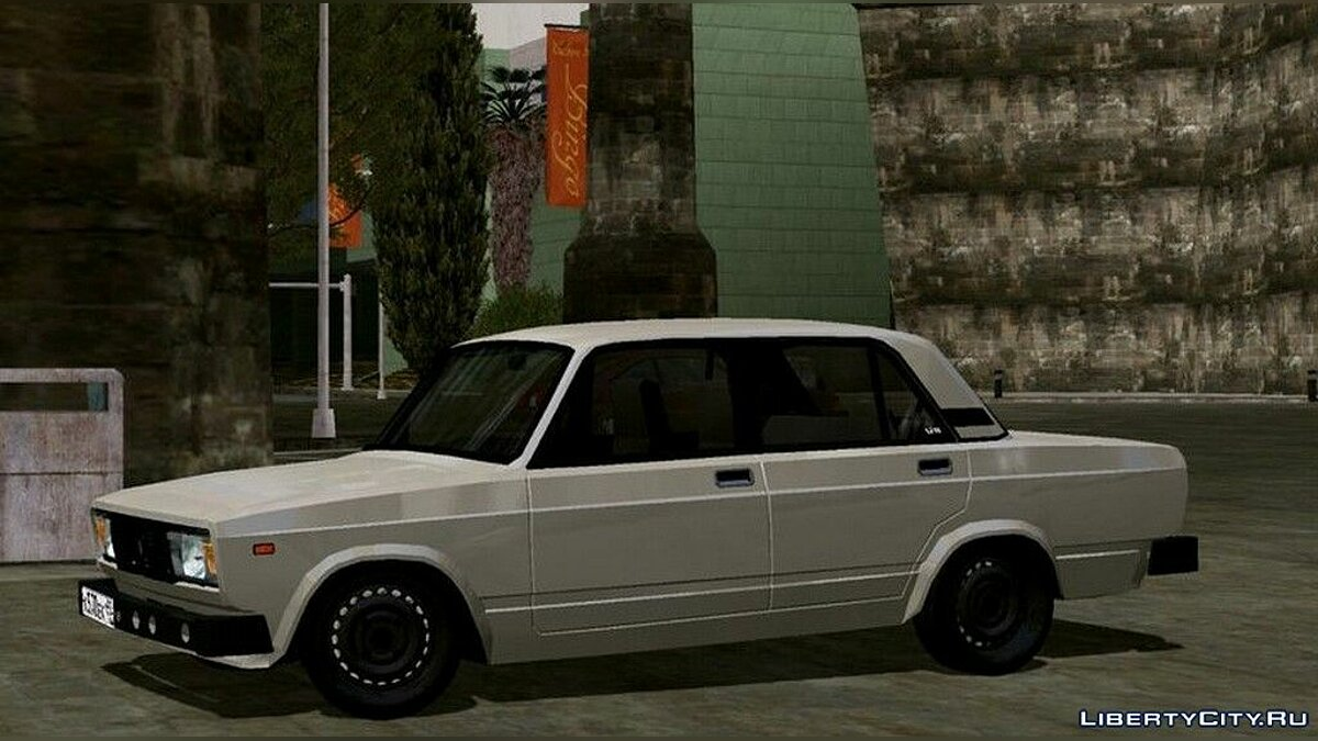 VAZ 2105 for GTA San Andreas (iOS, Android) - Картинка #3