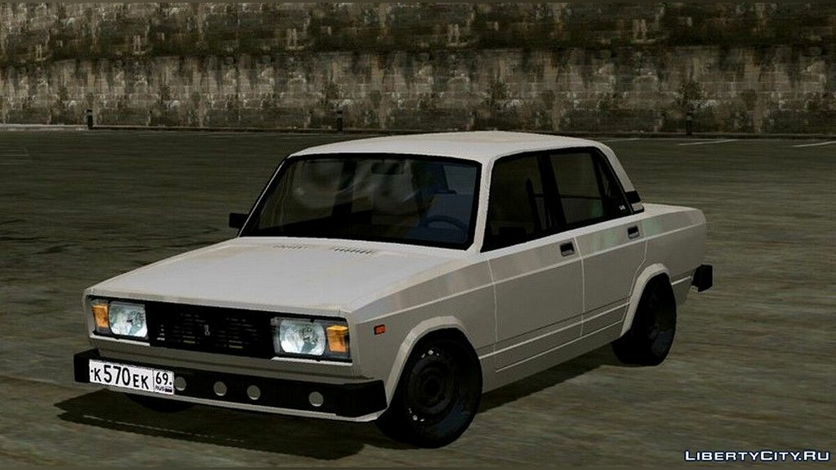 VAZ 2105 for GTA San Andreas (iOS, Android) - Картинка #1