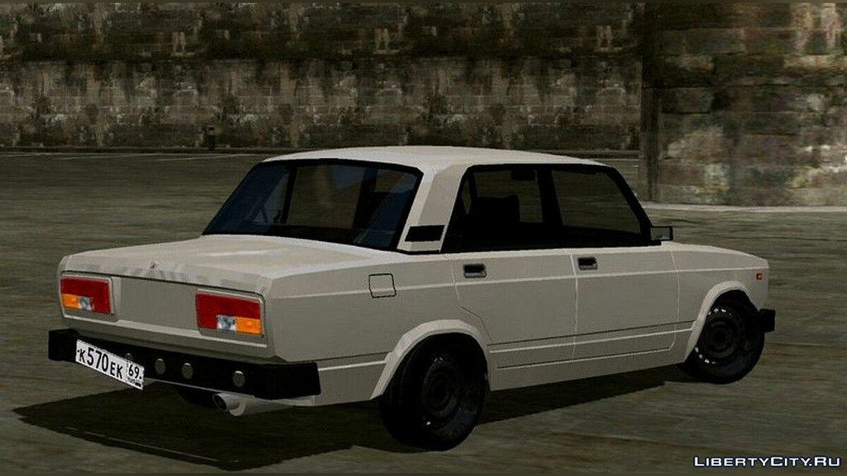 VAZ 2105 for GTA San Andreas (iOS, Android) - Картинка #2